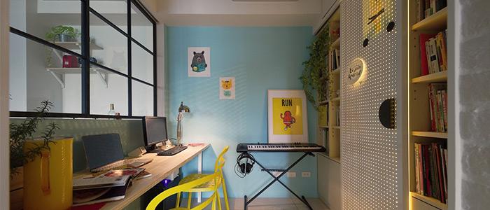 thiết kế văn phòng làm việc A Lentil Design