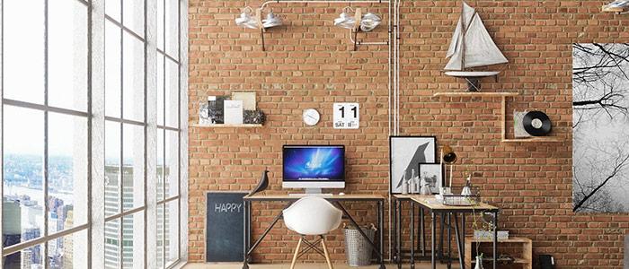 thiết kế văn phòng làm việc Denis Karandiuk