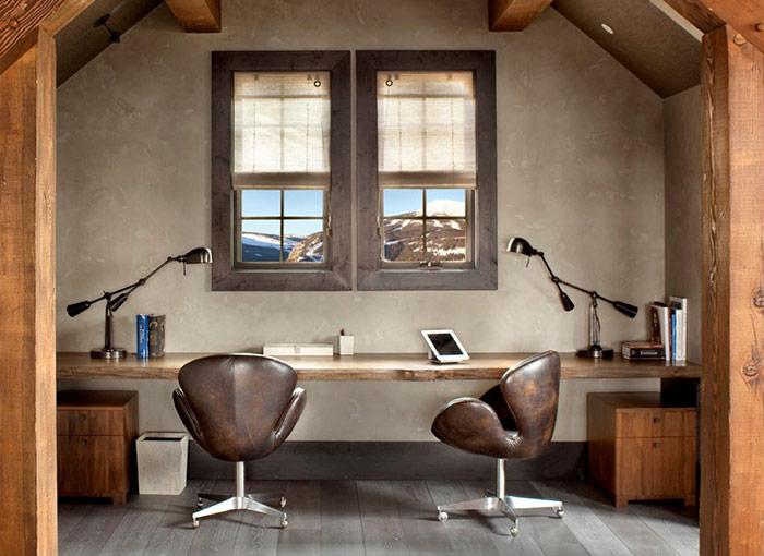 thiết kế văn phòng làm việc Locati Architects