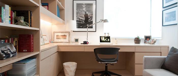 thiết kế văn phòng làm việc lui design