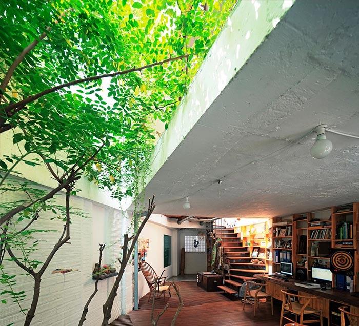 thiết kế văn phòng làm việc Soopakorn Srisakul