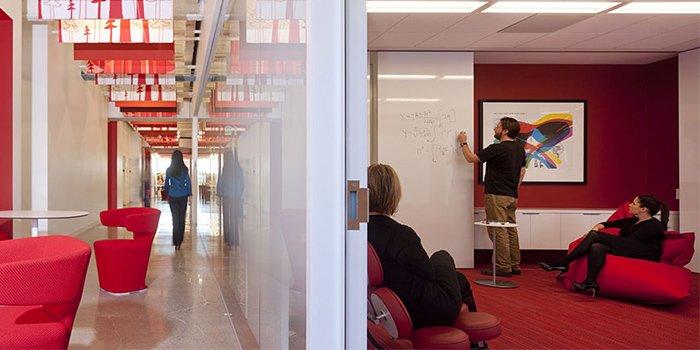 thiết kế văn phòng nokia 2