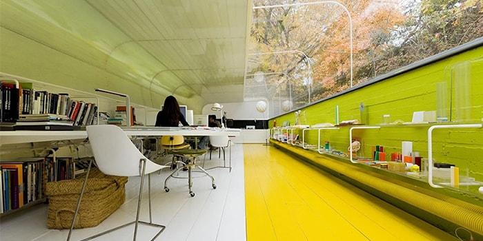 thiết kế văn phòng selgas cano madrid 3