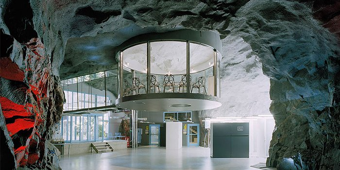 thiết kế văn phòng white mountain office 1