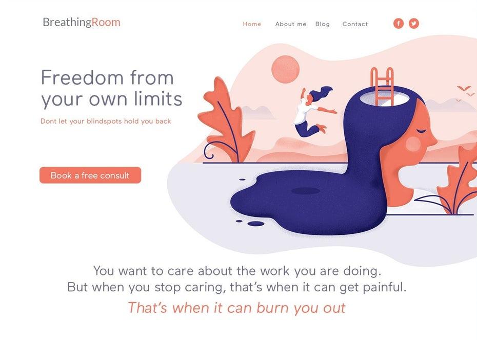 thiết kế website hoàn hảo đẹp