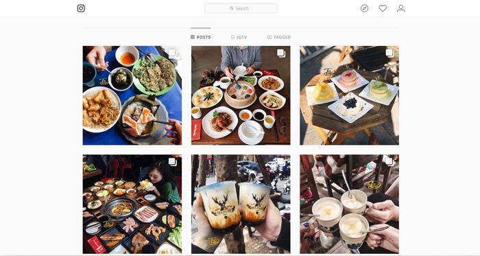 trả tiền cho các instagram influencer