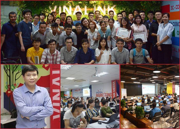trung tâm dạy quảng cáo facebook Vinalink