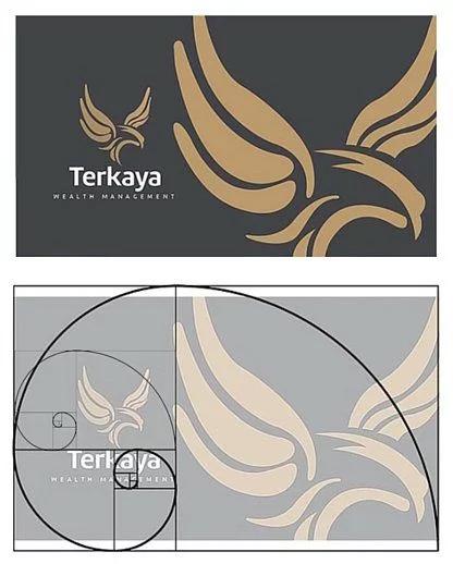 tỷ lệ vàng khoảng cách thiết kế 3