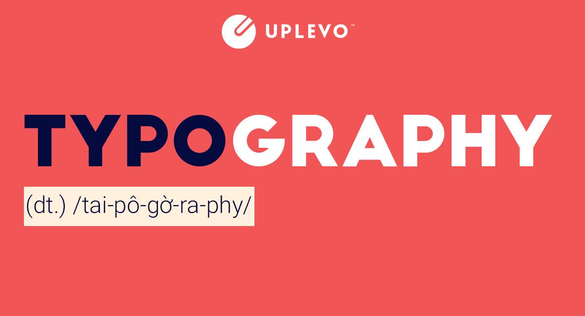 typography là gì