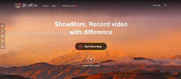 ứng dụng quay màn hình máy tính showmore