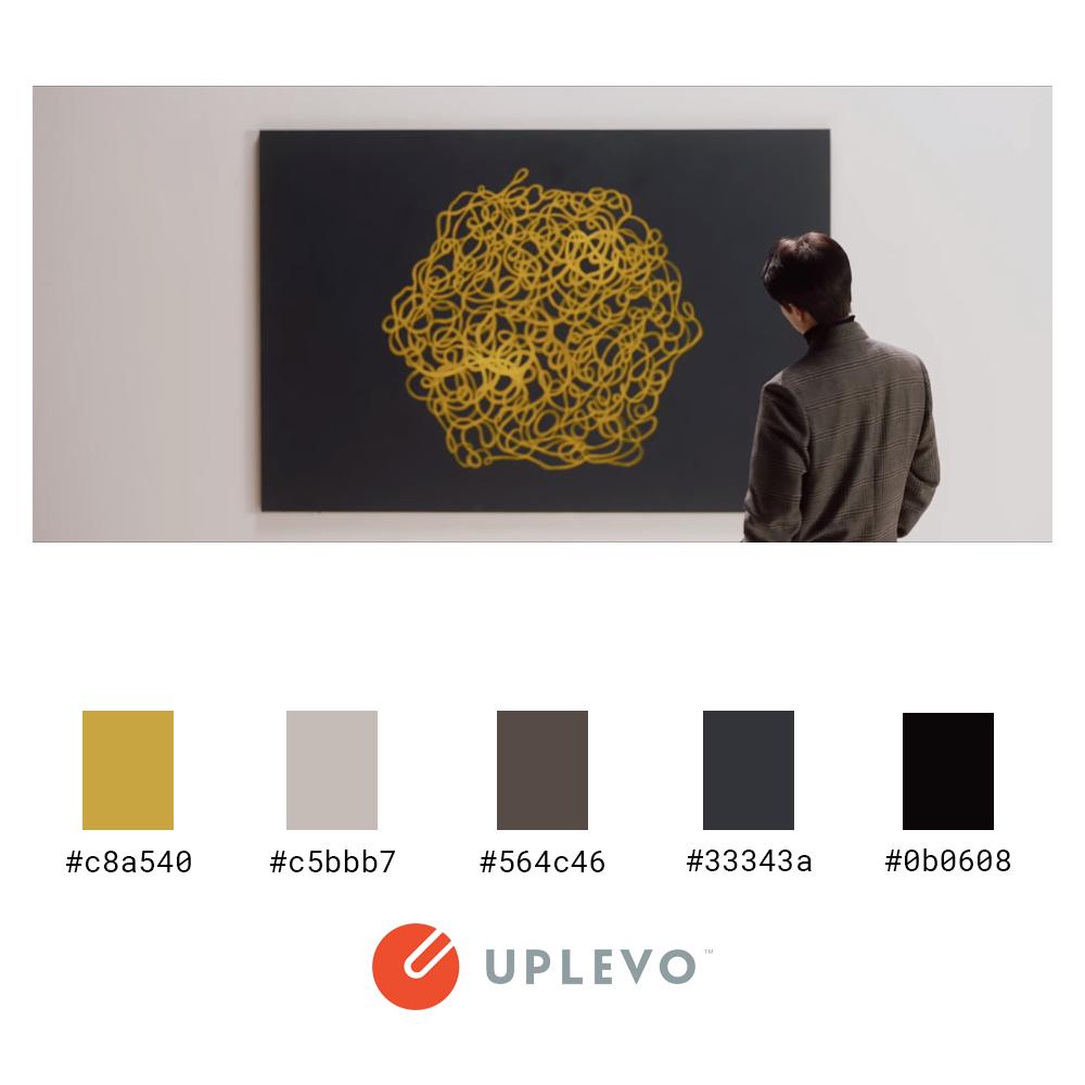 phối màu đẹp trong MV Universe 2
