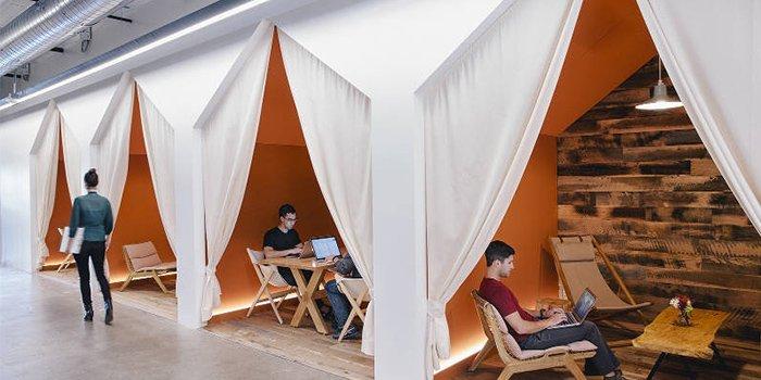 văn phòng của airbnb 2