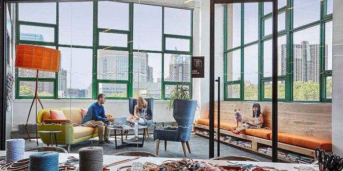 văn phòng của Etsy Corporate 2