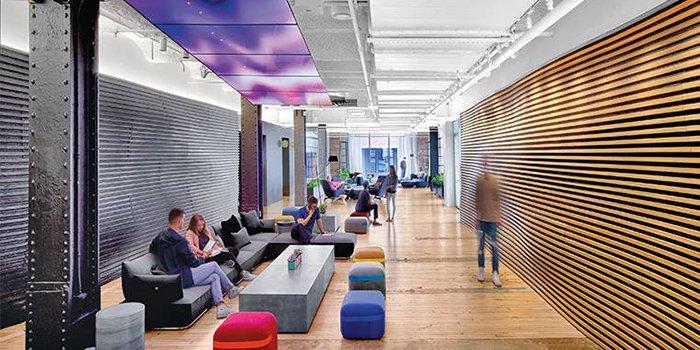 văn phòng của Google New York 1