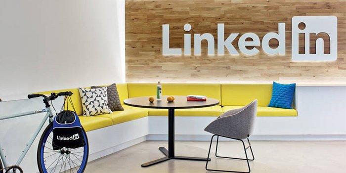 văn phòng của linkedin 1