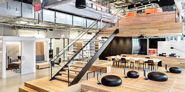 văn phòng của nike new york