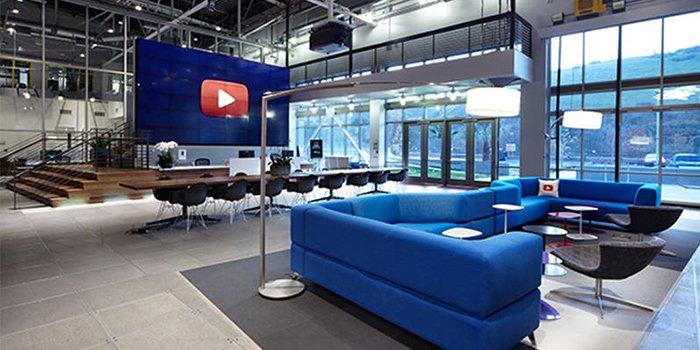 văn phòng của Youtube 1
