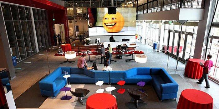 văn phòng của Youtube 2