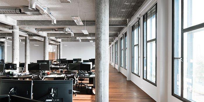 văn phòng tối giản KAAN Architecten