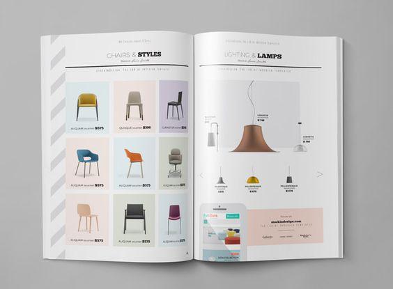 vị trí đặt các sản phẩm trên catalogue