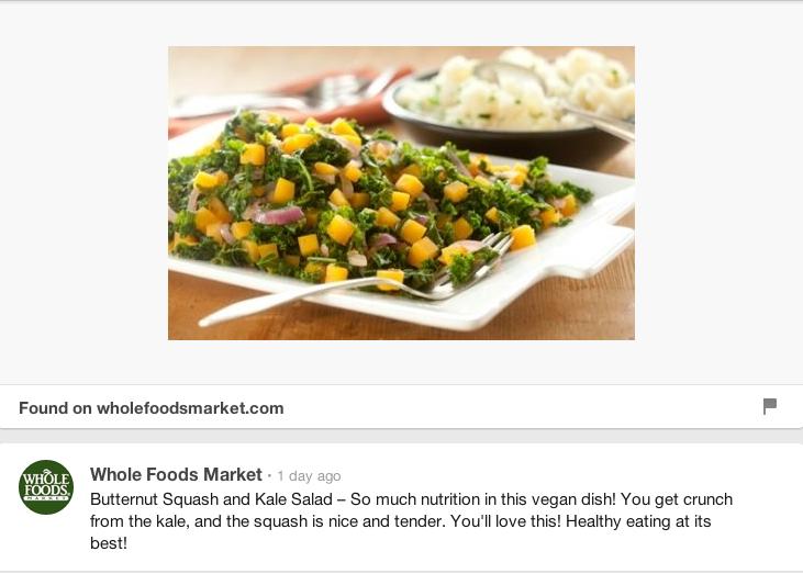 xây dựng hình ảnh thương hiệu qua Whole Foods Markets