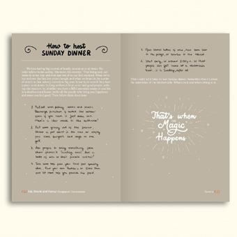 xu hướng font chữ 2019 hand-lettering 2