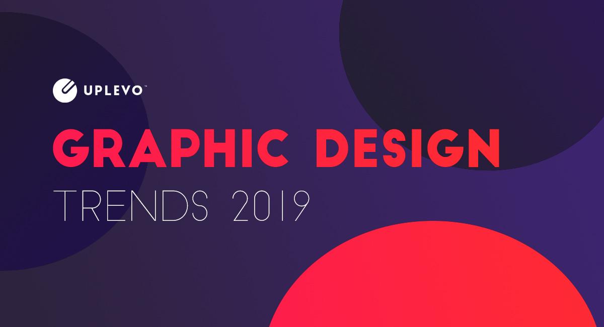 xu hướng thiết kế đồ họa 2019