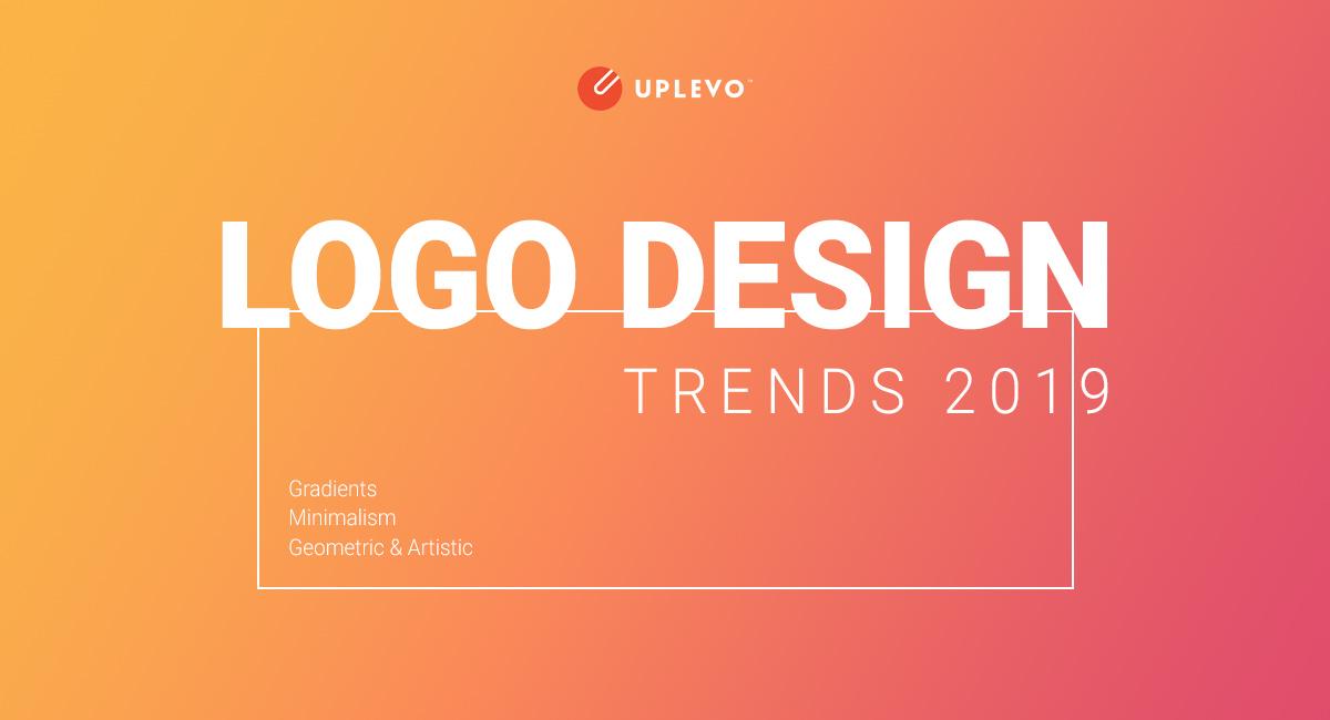 xu hướng thiết kế logo 2019