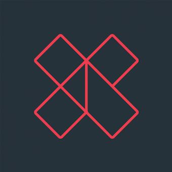 xu hướng thiết kế logo hình học 2